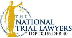 National Trial Lawyers Top40 under 40
