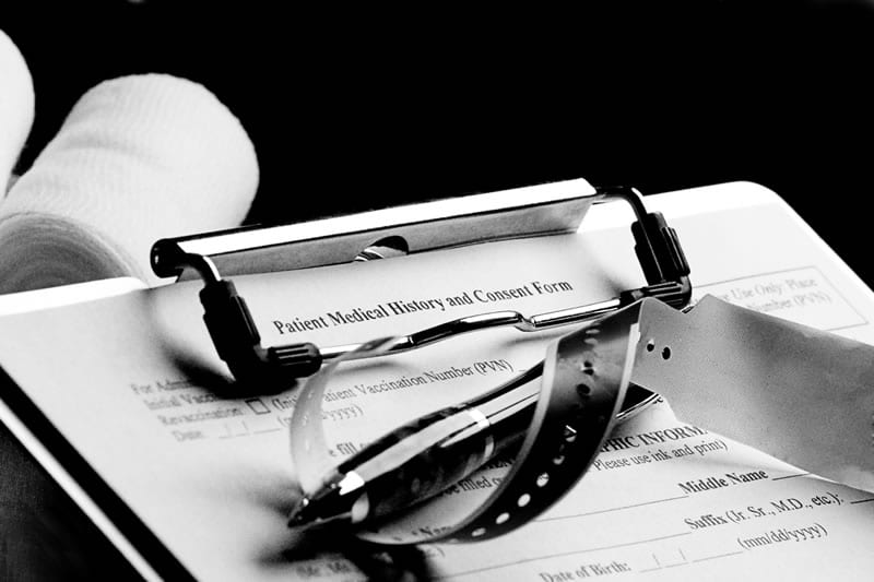 Medical History for Wrongful Death