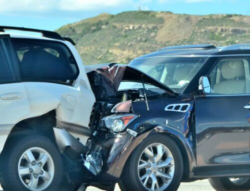 Five things you should do right after a car accident
