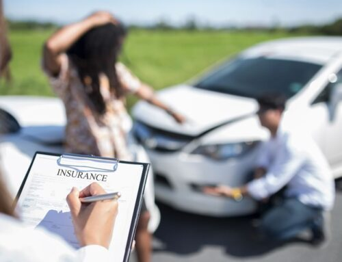 A Car Accident Lawyer Answers: Will My Car Insurance Rates go up if I get in an Accident