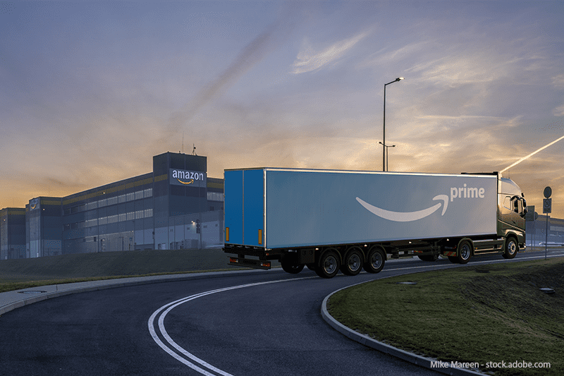 Amazon Truck Accidents